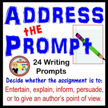 Modes of Writing Quiz