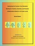 Addressing Common Core Standards: Bowling for Fractions, D
