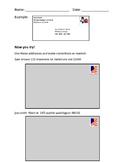 Addressing Envelopes Practice