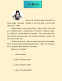 Adela (Spanish Reading Comprehension)