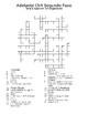 Adelante Unit 4 Crossword Puzzles