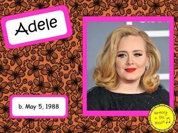 Adele: Musician in the Spotlight