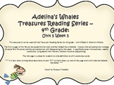 Adelina's Whales - Treasures Reading Series