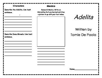 Adelita Trifold