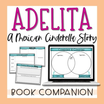 Adelita by Tomie dePaola Story Unit
