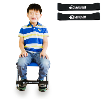 Adhd Chair Fidget Bands for Kids with Fidgety Feet (2 Packs)