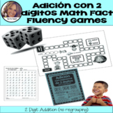 Adicion Con Numeros De 2 Digitos - Math Games and Lesson Plans