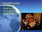 Adinkra Cloth - Ghana