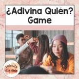¿Adivina quién? -- Guess Who Spanish Game