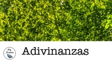 Adivinanzas - 38 gåter på spansk