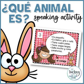 Adivinanzas ¿Qué animal es? - Animal Guessing Game