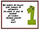 Adivinanzas de Números en Español