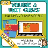 Volume and Unit Cubes Google Distance Learning with Self-C