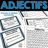 Adjectifs qualificatifs