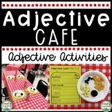 Adjective Activities - Adjective Worksheets
