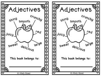 Adjective Activity Pack