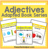 Adjective Adapted Book Series