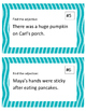Adjective + Adverb Scoot Activity