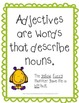 Adjective Alphabet Book