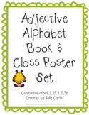Adjective Alphabet Book