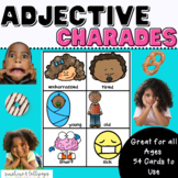 Adjective Charades A fun Game to reinforce Parts of Speech