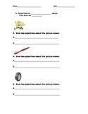 Adjective Assessment