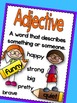 Adjective Autobiography Book, Poster and Practice Pages