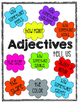 Adjective Blank List and Anchor Chart