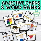 Adjective Cards & Word Banks