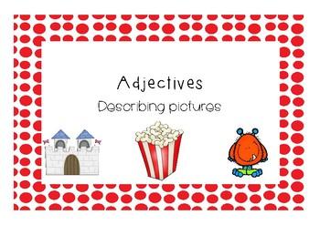 Adjective Center