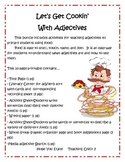 Adjective Center Activities