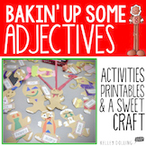 Gingerbread Craft (Adjectives)