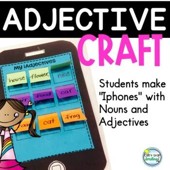 Adjective Craftivity