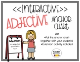 Adjective DIY Anchor Chart
