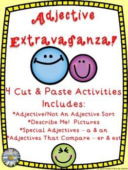 Adjective Extravaganza