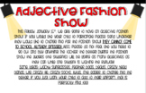 Adjective Fashion Show
