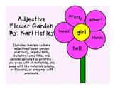 Adjective Flower Garden