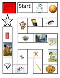 Adjective Game Boards