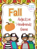Adjective Headbandz - Fall Themed