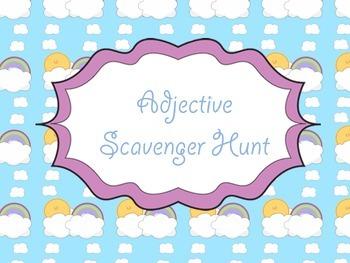 Adjective Hunt