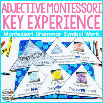 Adjective Key Experience Extension Booklet