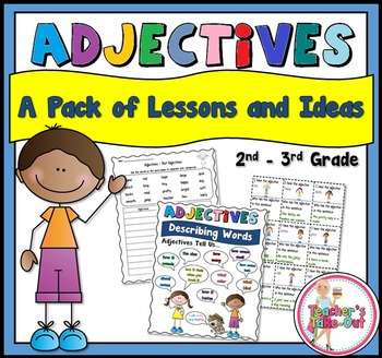 Adjective Pack