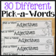 Adjective Mad Lib Pack!