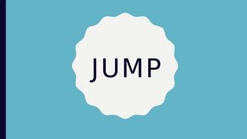 Adjective, Noun, & Verb Review Game