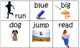 Adjective, Noun, Verb Word Sort