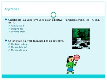 Adjective Overview Powerpoint Presentation