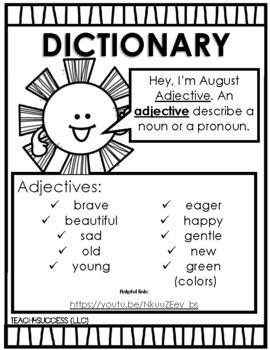 Adjective (Parts of Speech)