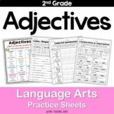Adjective Practice Sheets L.2