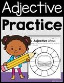 Adjective Practice and Activities