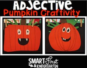 Adjective Pumpkin Craftivity
